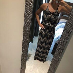 Lush Maxi Dress - Size Small